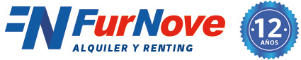 Furnove | Alquiler y Renting de Furgonetas y Coches Logo